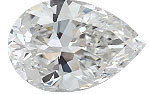 Pear Diamond Cut
