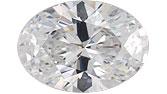 Oval Diamond Cut