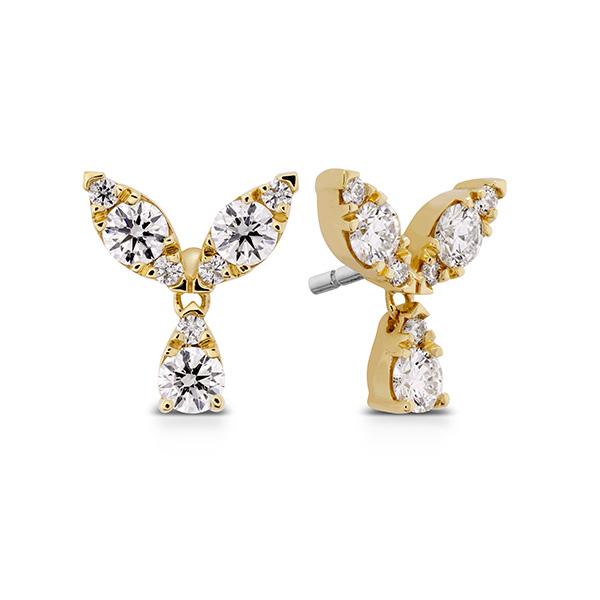 Aerial Petal Earrings