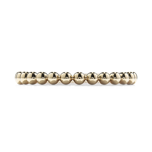 Diamond Bar Beaded Band