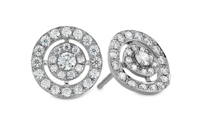 Inspiration Double-Halo Studs