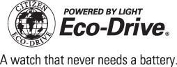Powered By Eco-Drive Logo
