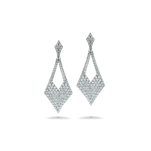 SilkPave Diamond Shape