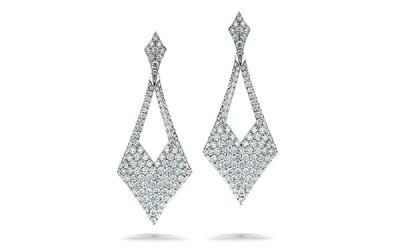 SilkPave Diamond Shape
