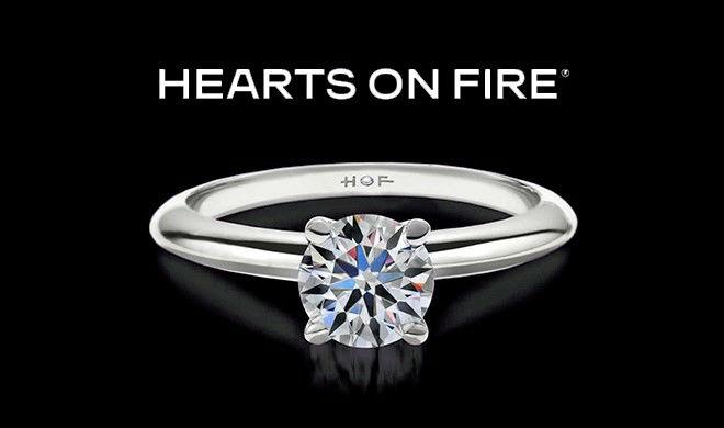 Hearts On Fire Diamond Ring
