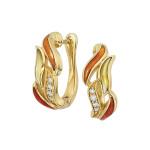 Kabana Earrings GECF168MMS